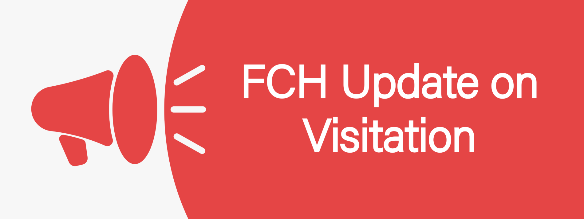 Changes to Visitation at Fillmore County Hospital